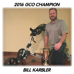 2016 GCO Champion Bill Karbler